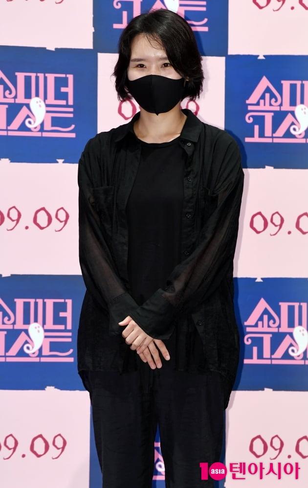 [TEN 포토] 김은경 감독 '호러와 코미디의 절묘한 조화'