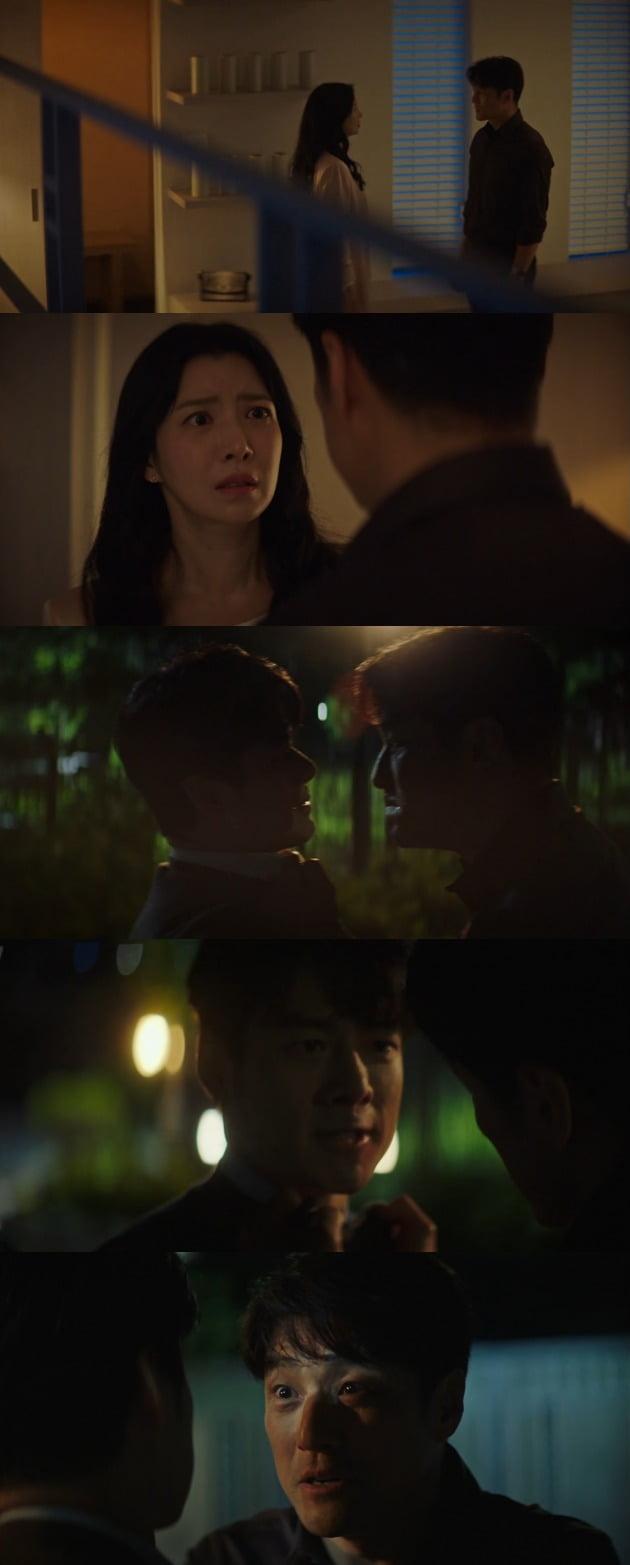 사진=tvN '더 로드' 방송 화면.