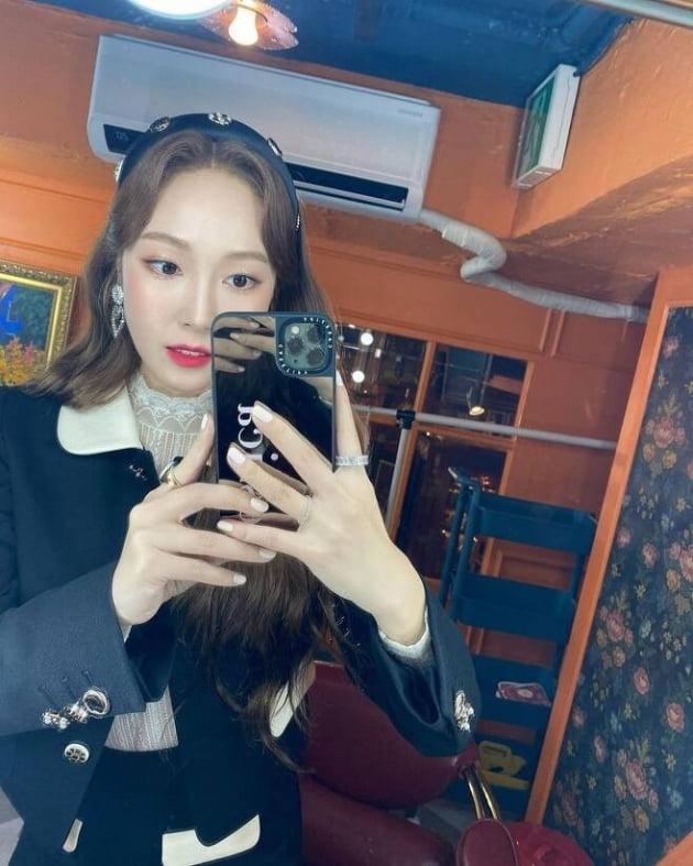 '타일러권♥' 제시카, 오래 연애해면 더 예뻐지나 [TEN★]