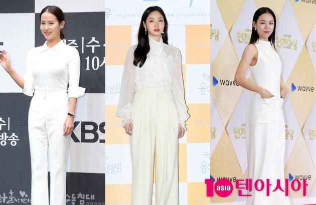 배우 조여정(왼쪽부터), 김고은, 한예리. /텐아시아DB