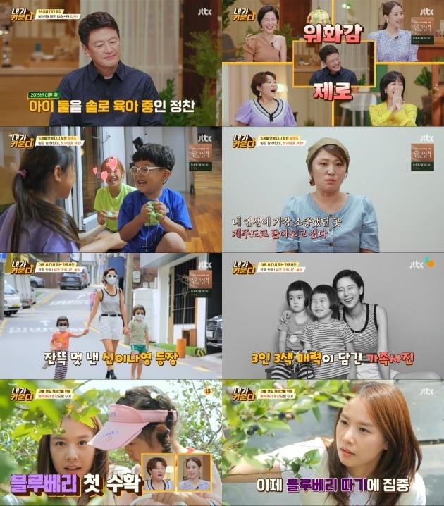 사진=JTBC '내가 키운다' 방송 화면.
