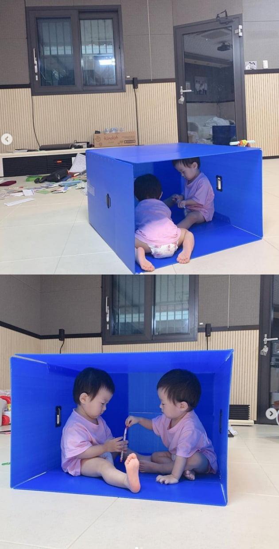 사진=율희 인스타그램