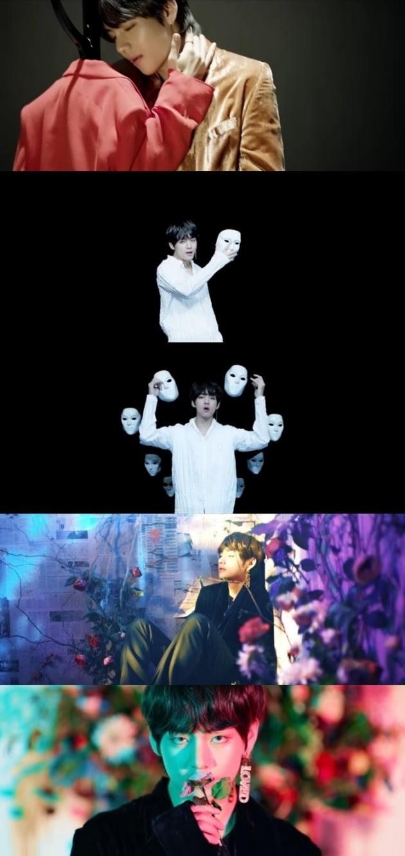 방탄소년단 뷔, 솔로곡 '싱귤래리티' 스포티파이 1억7300만+ MV1억6800만 돌파 'K팝 레전드 명곡'