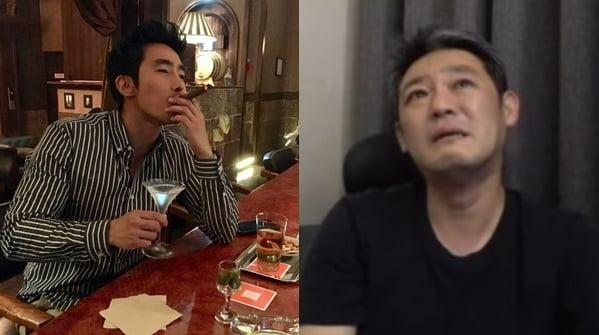유튜버 이근(왼쪽)과 김용호/ 사진=인스타그램, 유튜브 캡처