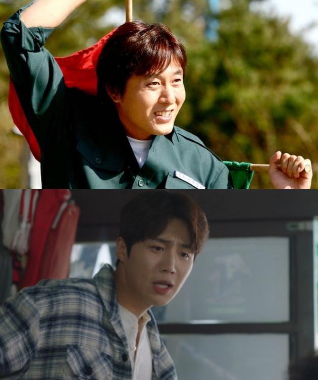 '홍반장' 스틸컷, ''갯마을 차차차' 방송 화면./사진제공=플레너스시네마서비스, tvN
