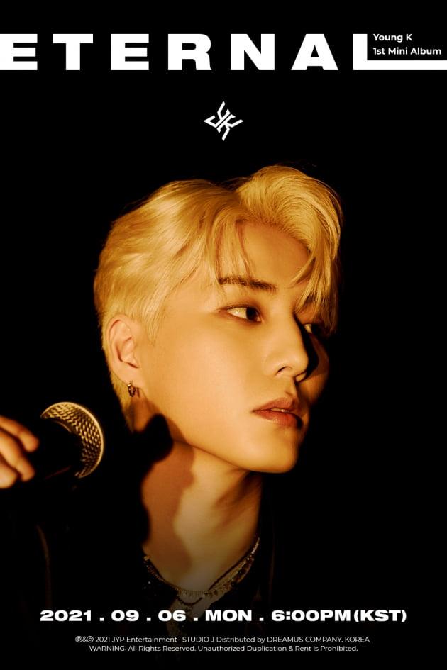 Young K  / 사진제공=JYP엔터테인먼트