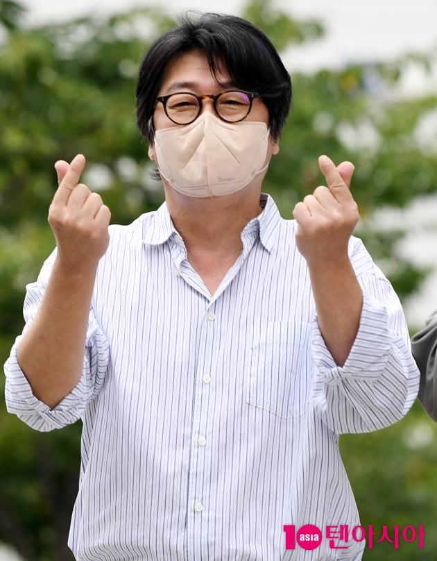 [TEN 포토] 김윤석 '관객 여러분 사랑합니다'