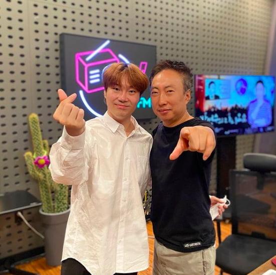 사진=KBS 쿨FM '박명수의 라디오쇼' 공식 인스타그램