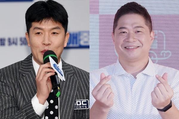 김병현(왼쪽)과 현주엽/ 사진=텐아시아DB, KBS