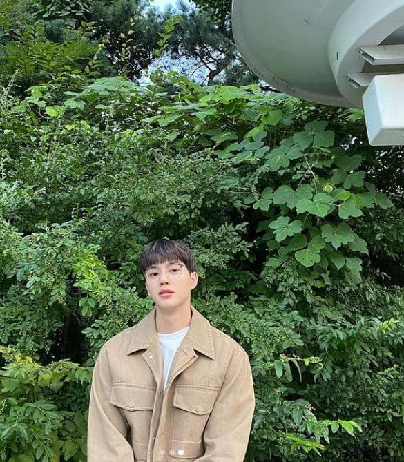 배우 송강./ 사진=인스타그램