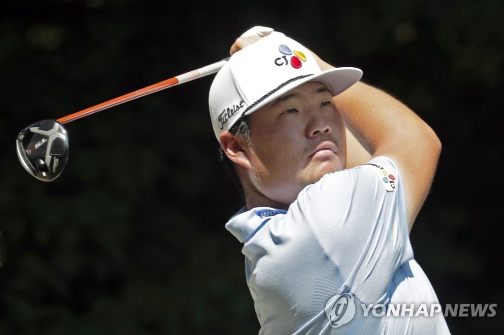 임성재·김시우·강성훈, 윈덤 챔피언십 3R 공동 15위