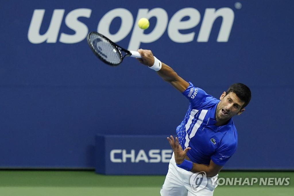 US오픈 테니스 31일 개막…조코비치, 올해 4대 메이저 석권 도전
