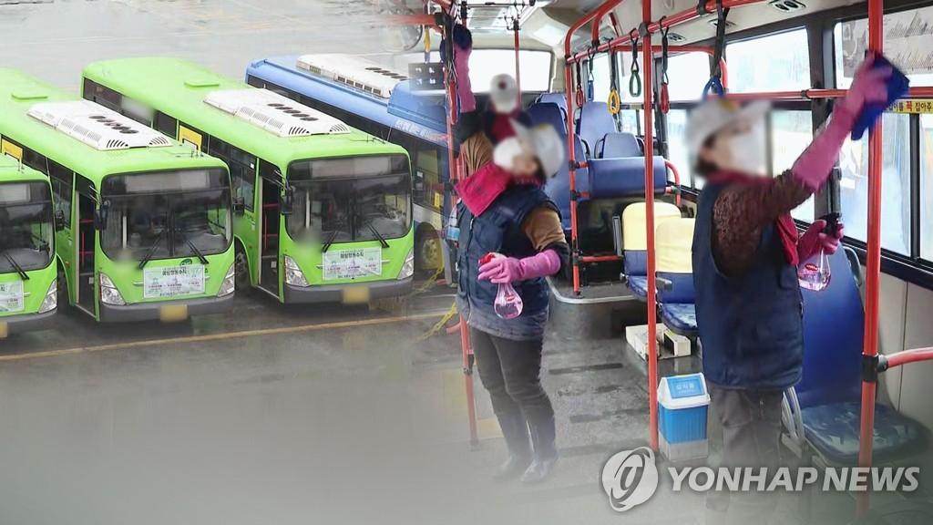 """백승근 광역교통위원장, BRT 차고지 방문…""""방역 대책 철저"""""""