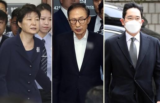"""MB·박근혜 광복절 특사 무산?…박범계 """"이번은 아닐 듯"""""""
