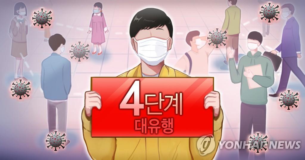 부산 64명 추가 확진…방학 특강서 대학생 연쇄감염 발생