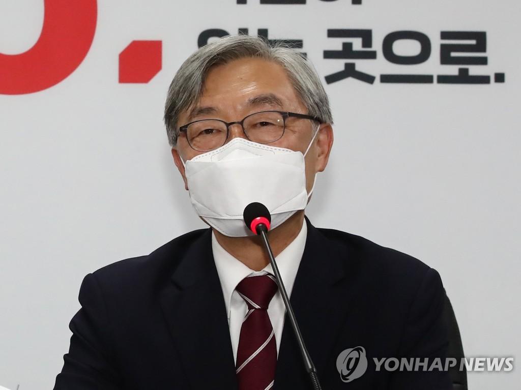 """[고침] 정치(최재형, 대선출마…""""무너져가는 대한민국 지…)"""