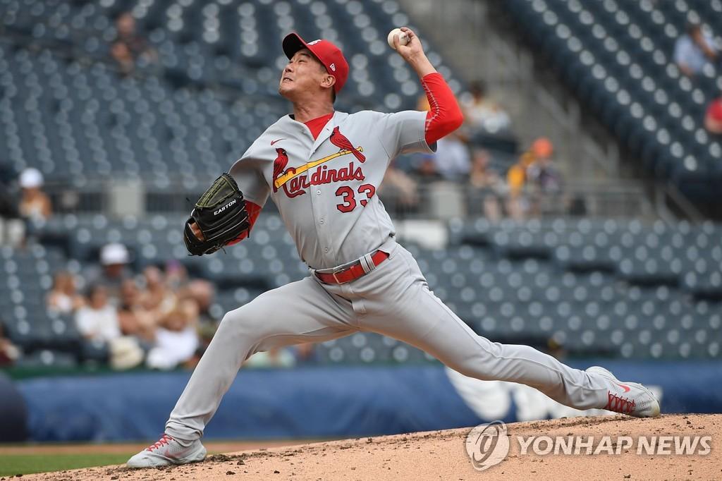 김광현, 올해만 세 번째 호투 후 조기 강판…도대체 왜