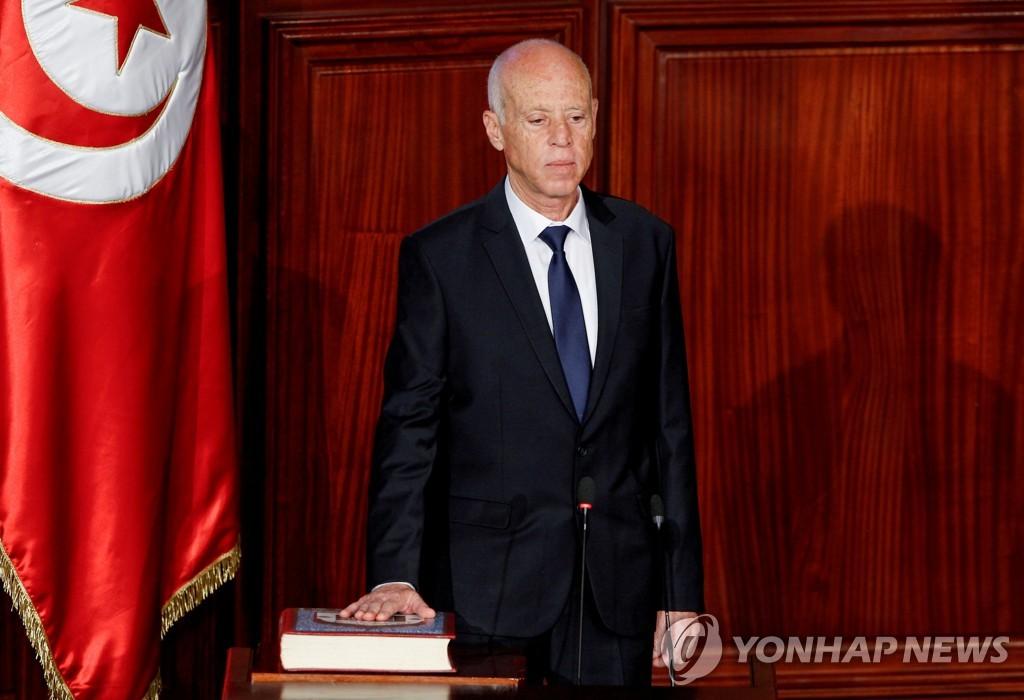 미 백악관, '총리해임' 튀니지 대통령에 새총리 임명 압박