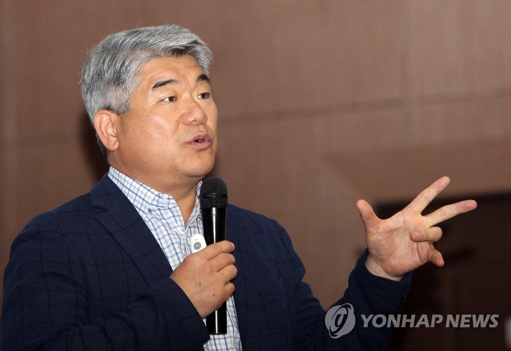 김진향, 개성공업재단 이사장·관리위원장직 사임