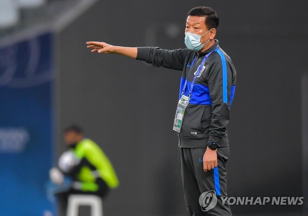 최강희 감독, 2년 만에 상하이 선화 감독직 사임