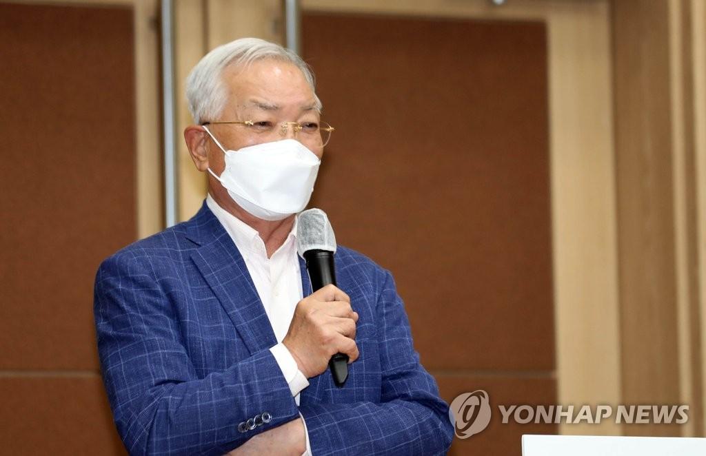 이낙연 공동 후원회장에 '盧·문대통령 멘토' 송기인 신부