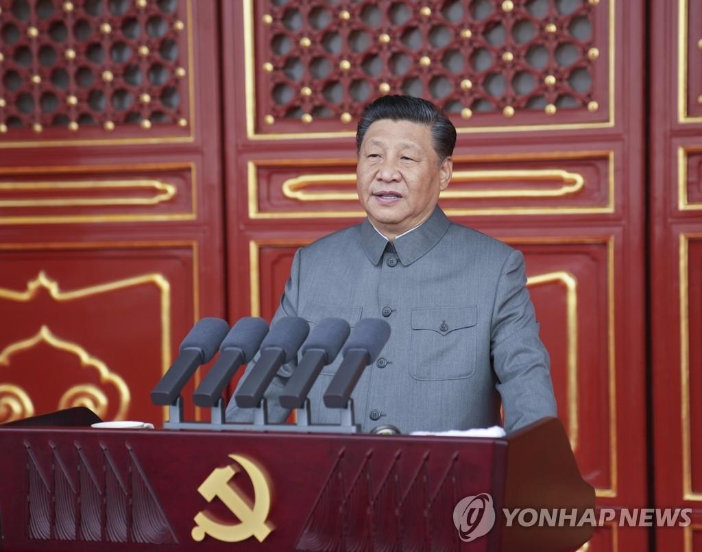 """미중 갈등 속 시진핑 """"강대국은 반드시 강군 필요"""""""