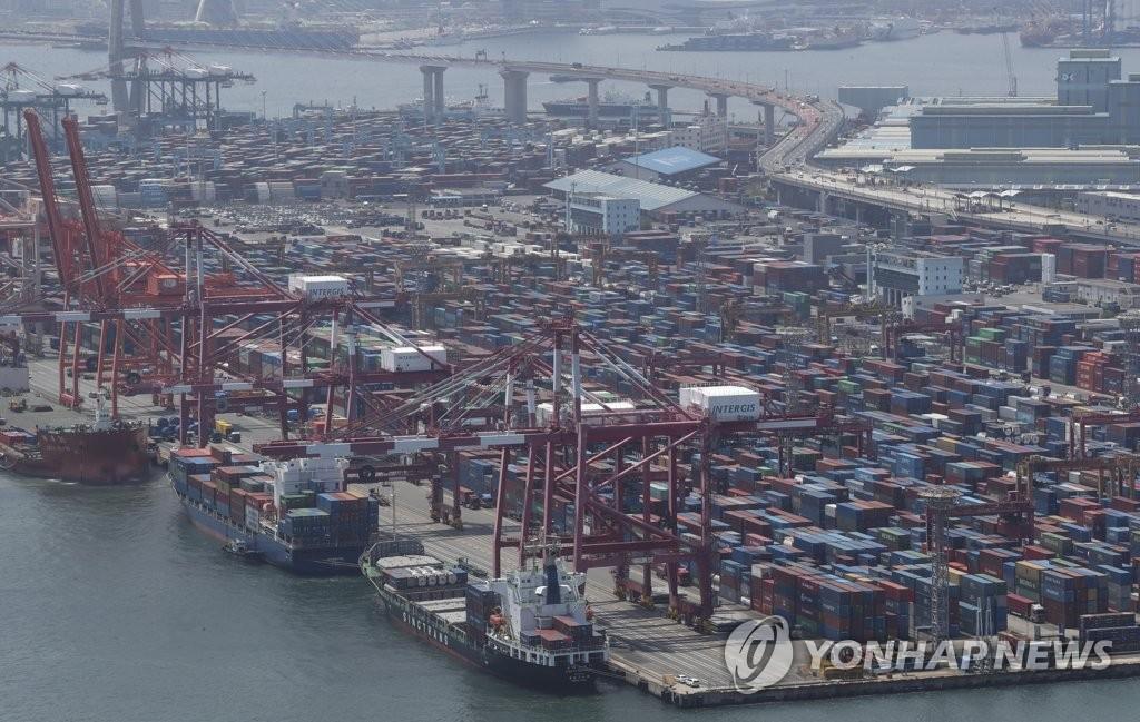 7월 수출 554억 달러로 역대 1위…65년 무역역사 새로 썼다(종합)