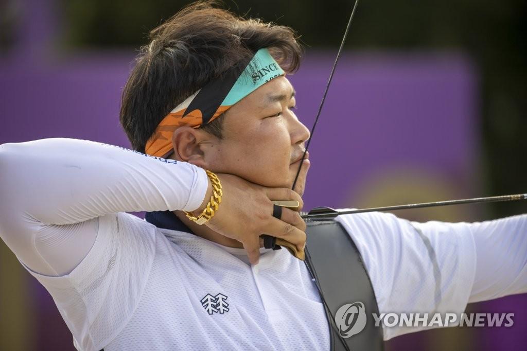 '양궁 3관왕' 안산, 오늘 MBC라디오 이어 KBS·SBS 뉴스 출연(종합)