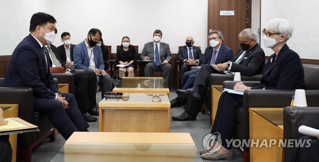 통일부, 美와 대북정책 조율…차관, 9월 방미 계획