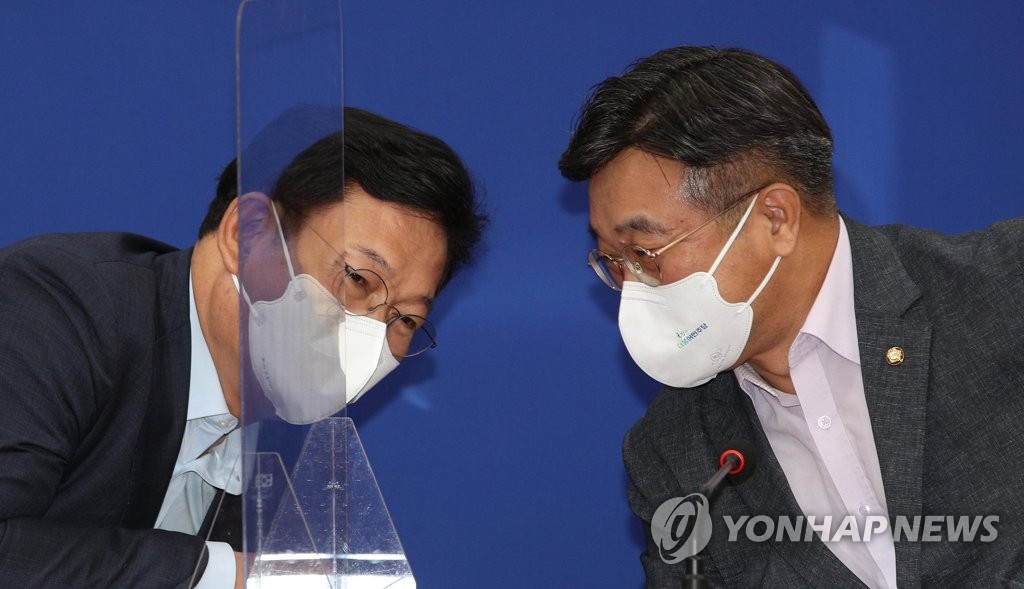 강경파·이재명 반발…與 '법사위 양보' 의총 내주 소집