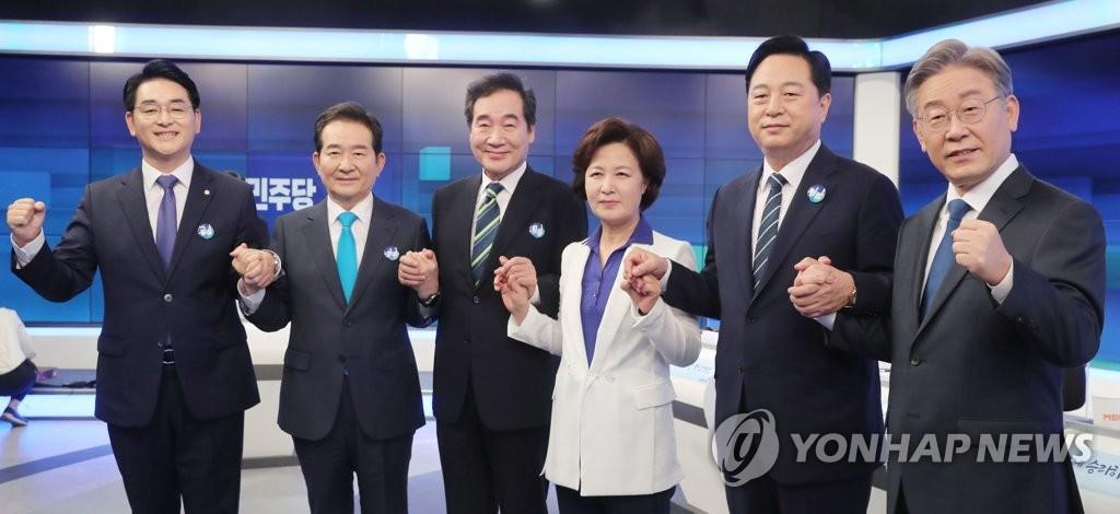 與경선, 조직·2차토론 격돌…尹 상대 경쟁력 논란도 예고