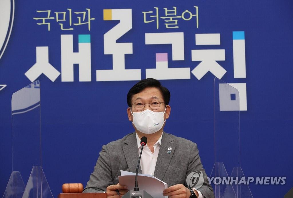 """민주, 이심송심 격화…""""공정해야"""" vs """"흔들지 말라""""(종합)"""