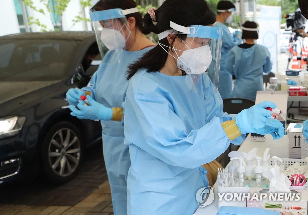 경기 신규확진 337명…운동시설·학원·사업장 감염 지속
