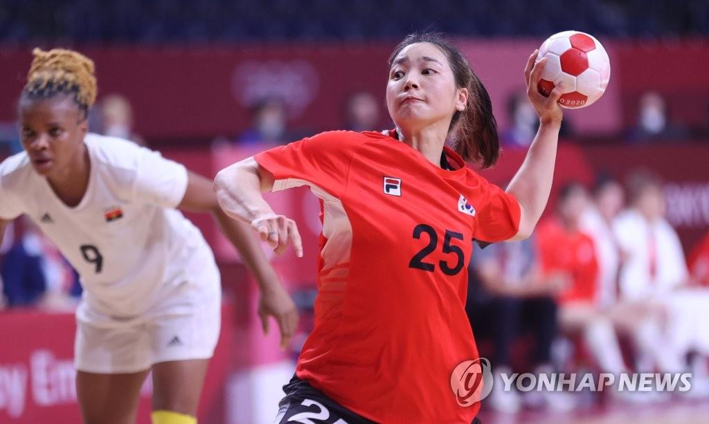 -올림픽- 종료 11초 전 동점골…여자 핸드볼, 9년 만에 올림픽 8강(종합2보)