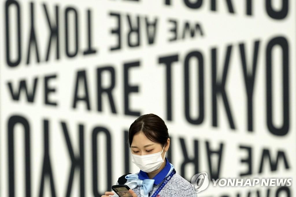 올림픽 11일째 日코로나 확진 8천명대…월요일 기준 최다(종합)