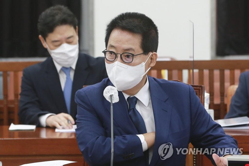 """[2보] 국정원 """"통신연락선 복원은 김정은 요청…관계개선 의지"""""""
