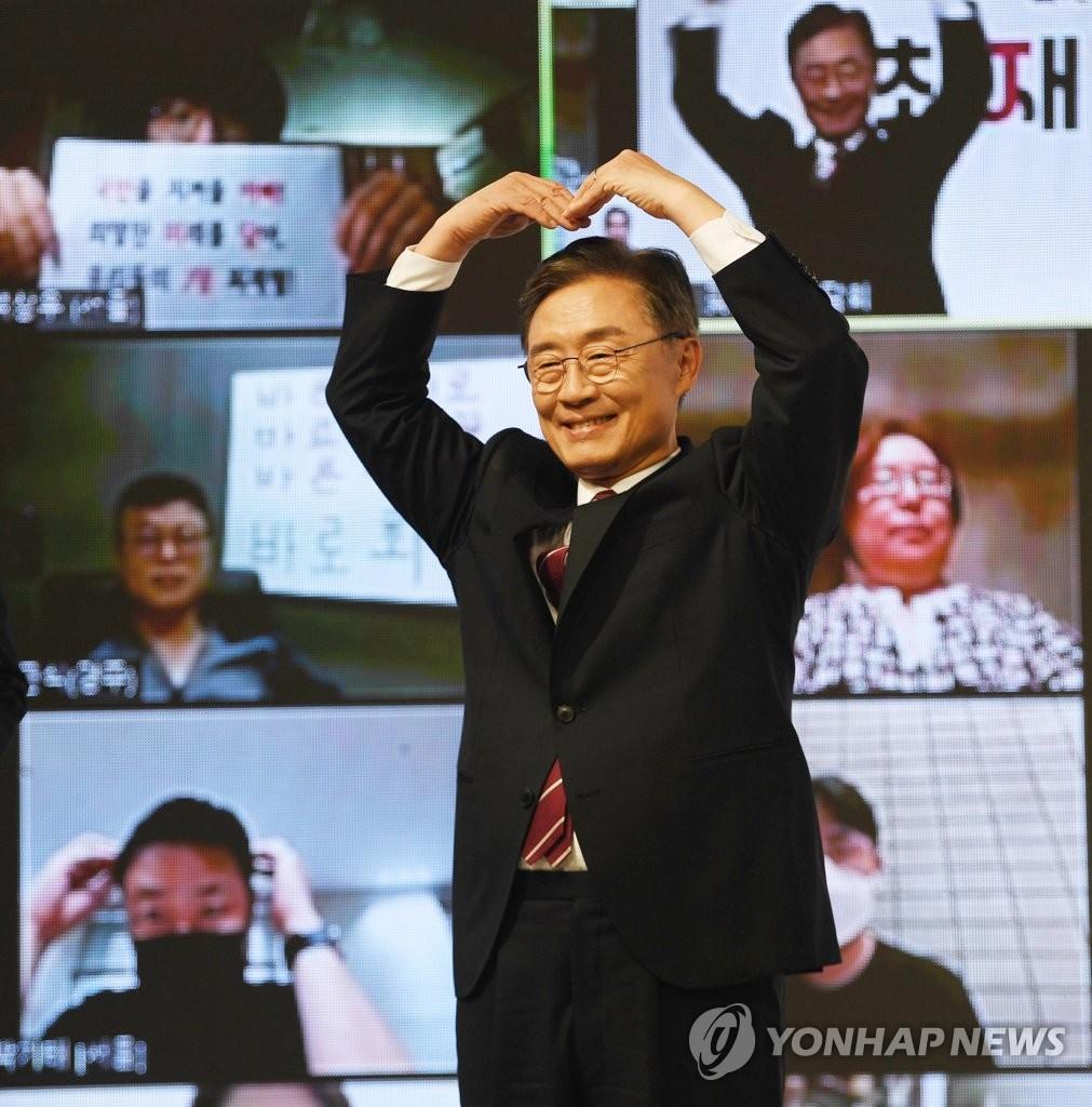"""[일문일답] 崔 """"한국은 내전중…정치부채 없는 제가 적임"""""""