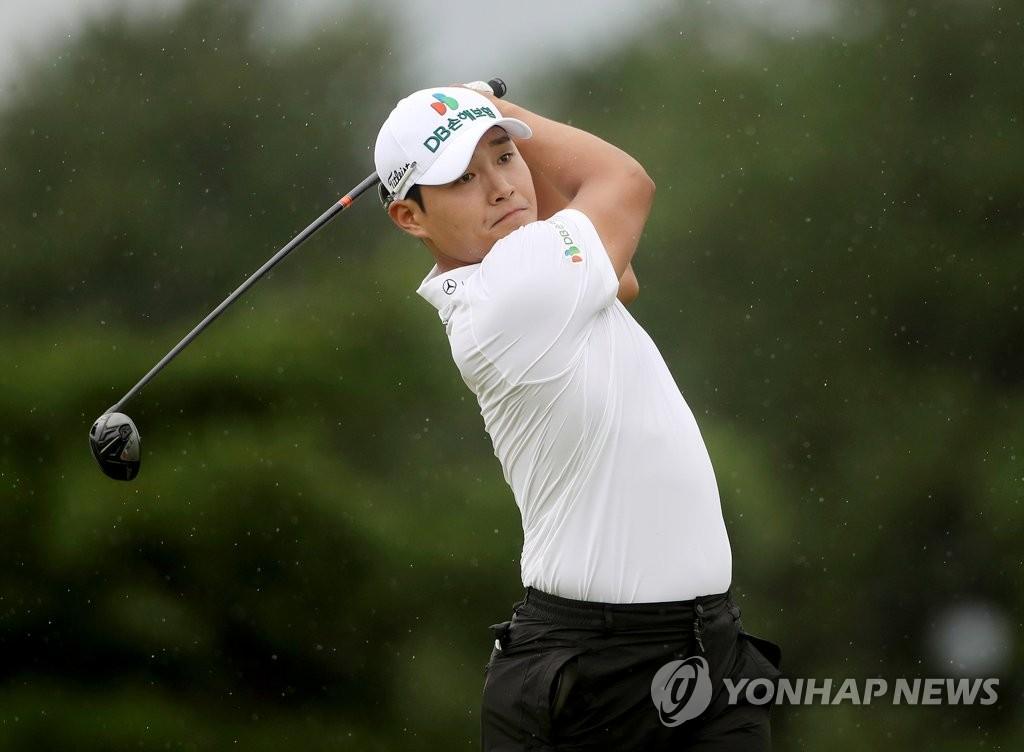 박준원·서요섭, KPGA 선수권대회 3라운드 3타 차 공동 선두