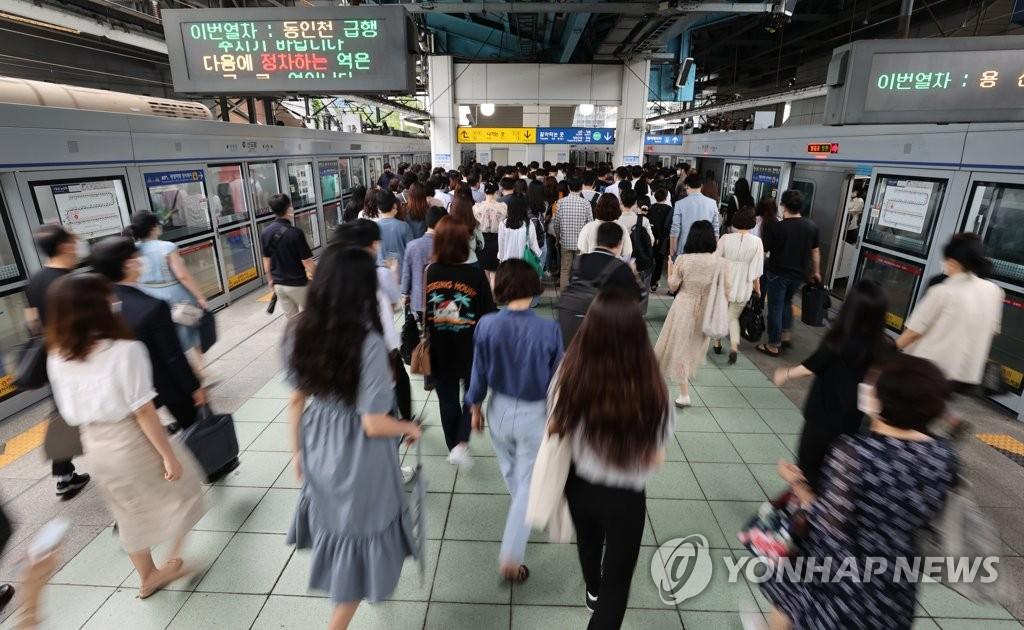 """""""3조2교대→4조2교대""""…대구지하철노조 파업 80.1% 찬성"""