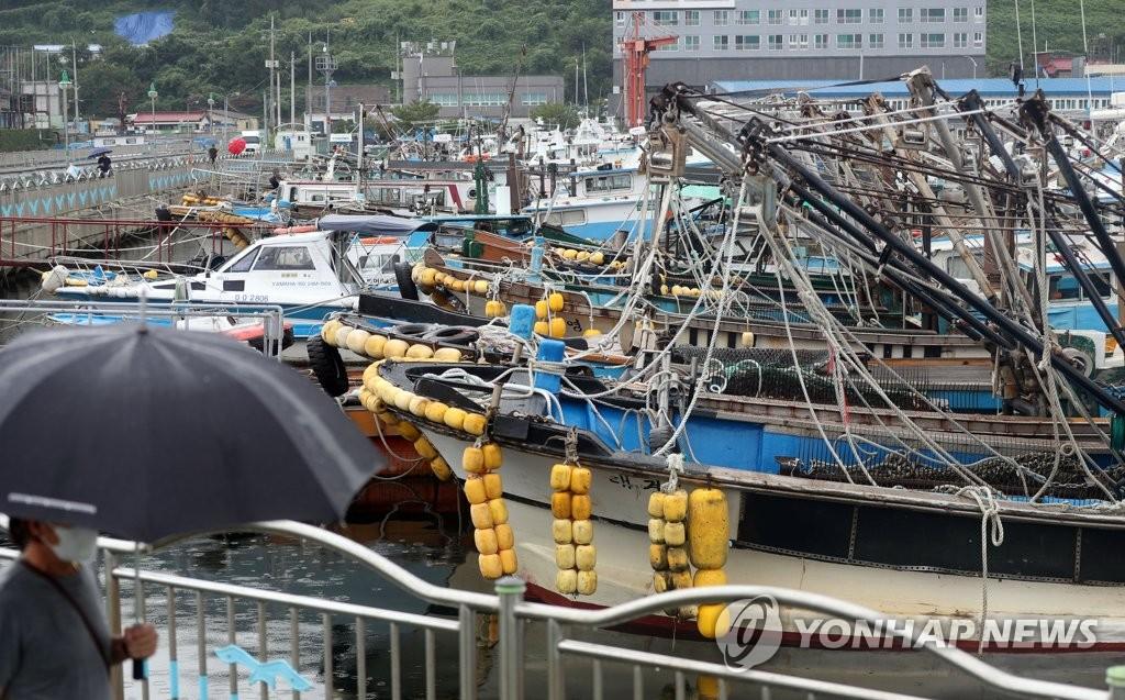 거제 장목 시간당 99.5㎜ '물폭탄'…경남서 태풍 피해 잇따라(종합)