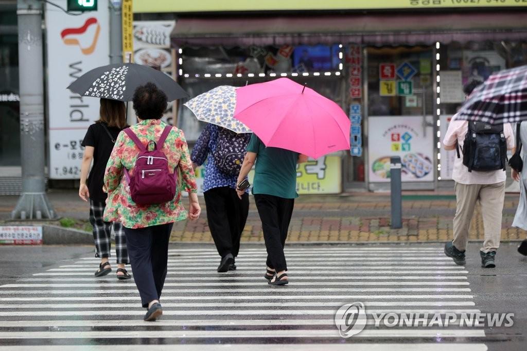 [내일날씨] 전국 흐리고 남부 비…낮 최고 30도