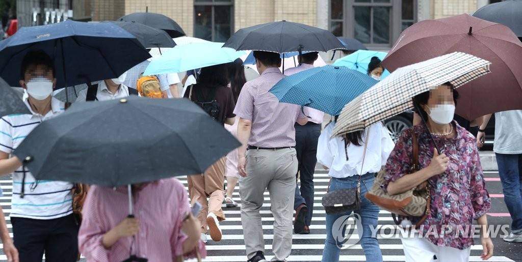 [내일날씨] 전국 이틀째 많은 비…중부 최대 200㎜ 이상