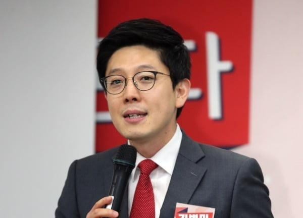 김병민 국민캠프 대변인 /사진=연합뉴스