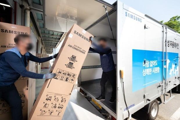 삼성 비스포크 무풍에어컨, 역대급 무더위에 판매 2배 이상 급증. 해당 사진은 기사와 연관없음 (사진=연합뉴스)
