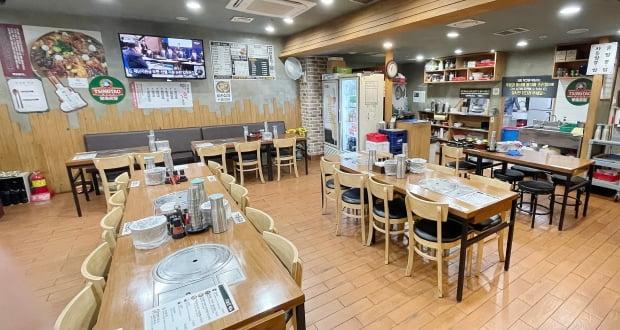 사진은 지난달 18일 오후 서울 시내의 한 식당의 텅 빈 모습. 사진=뉴스1