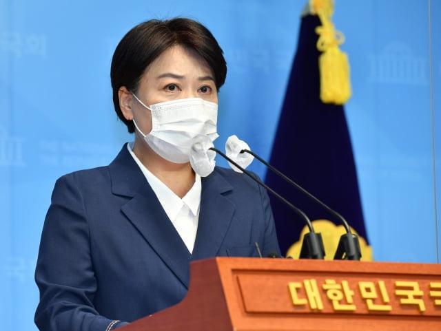 윤희숙 국민의힘 의원. / 사진=한경DB