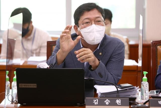 김승원 더불어민주당 의원. / 사진=연합뉴스