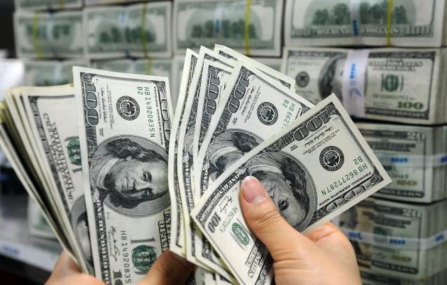8월 말 외환보유액 4639억달러…사상 최대 기록