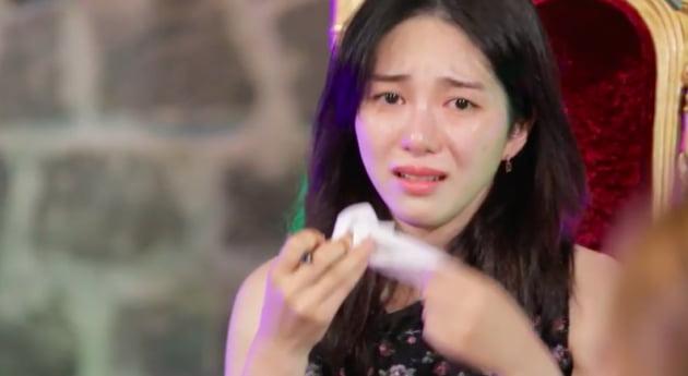 권민아 /사진=유튜브 점점tv '신의 한 수, 복받으show'