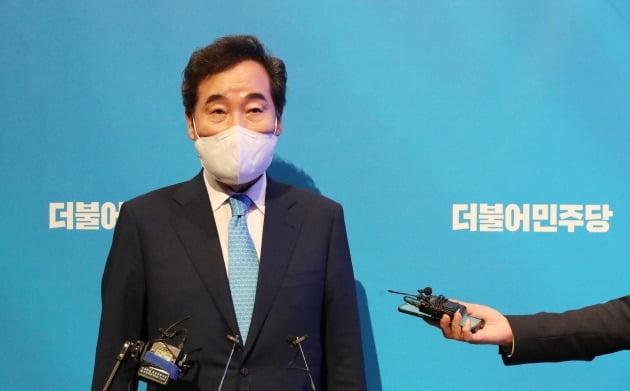 더불어민주당 대권주자인 이낙연 후보 [사진=연합뉴스]